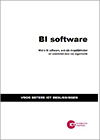 BI software