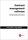 Contractmanagement software