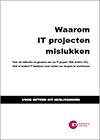 Waarom IT projecten mislukken