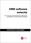 CRM software selectie